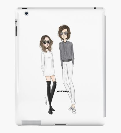 Trendy Pear iPad Case/Skin