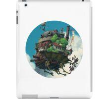 Howl's Moving Castle Circle Logo iPad Case/Skin