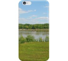 On The Riverbank iPhone Case/Skin