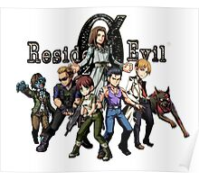 Resident evil 0 Poster