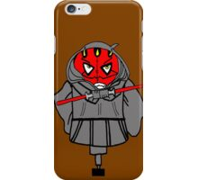 Maul me baby iPhone Case/Skin