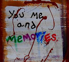 you me and memories by songsforseba