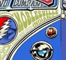 D & Co, SUMMER TOUR 2016 KLIPSCH MUSIC CENTER NOBLESVILLE, INDIANA Sticker