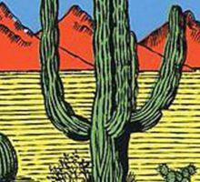 Vintage Arizona Sticker