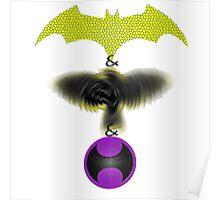 Batgirl & Birds of Prey Poster