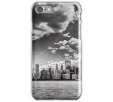 New York from the Hudson iPhone Case/Skin