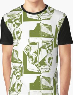 Retro Shooter Graphic T-Shirt