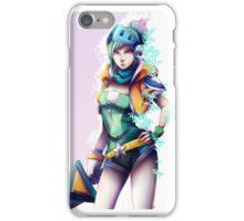 Arcade Riven - Phone + Stickers iPhone Case/Skin