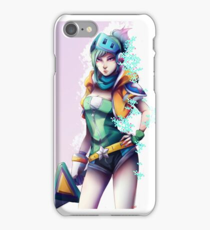 Arcade Riven - Phone + Stickers iPhone Case/Skin