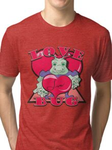 LOVE BUG Tri-blend T-Shirt