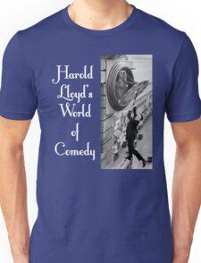 Harold Lloyd's World of Comedy Unisex T-Shirt