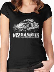 M2 Bradley Women's Fitted Scoop T-Shirt