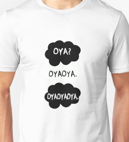 Oya oya oya - Haikyuu!! Unisex T-Shirt