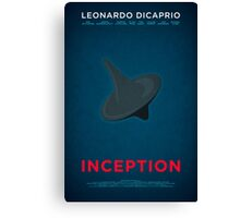 Inception Canvas Print