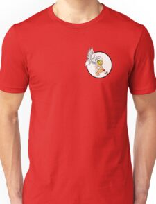 On Wings of an Angel Unisex T-Shirt