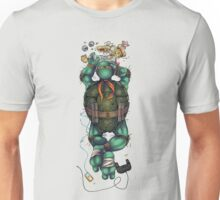 Life of a Teenage Turtle - Mikey Unisex T-Shirt