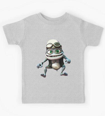 Crazy frog Kids Tee