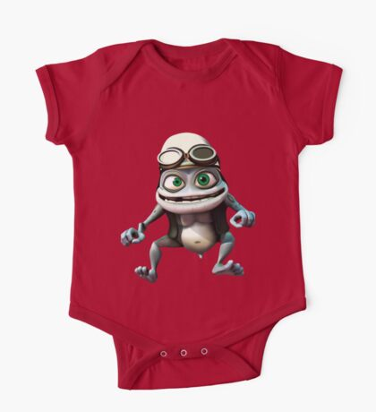 Crazy frog One Piece - Short Sleeve