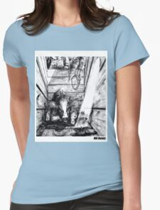 Veal Womens Fitted T-Shirt