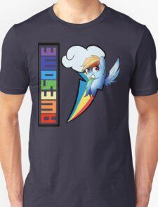 awsome dash Unisex T-Shirt