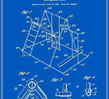 Playground Patent - Blueprint by FinlayMcNevin