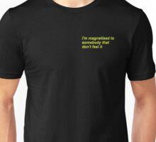 Tom Odell Magnetised Unisex T-Shirt