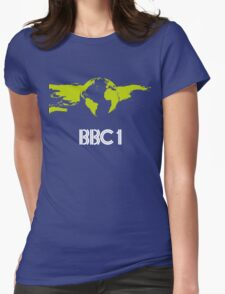 BBC1 Womens Fitted T-Shirt