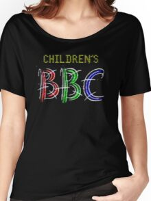 Children's BBC 1985 Women's Relaxed Fit T-Shirt