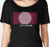 BBC News Women's Relaxed Fit T-Shirt