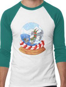 Polar Surprise Men's Baseball ¾ T-Shirt