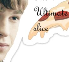 finn, the ultimate slice  Sticker