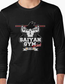 Saiyan Gym Long Sleeve T-Shirt