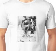 Klaine Wings Unisex T-Shirt