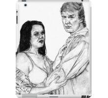 Rosie & The Donald iPad Case/Skin