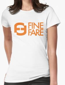 Fine Fare Womens Fitted T-Shirt