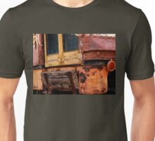 Trolley Step - Perris CA Unisex T-Shirt