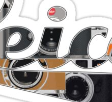 LEICA PICK YOURS Sticker