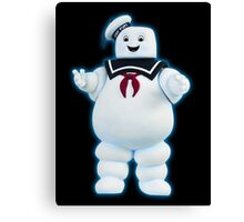 Stay Puft Marshmallow Man - Ghostbusters Canvas Print
