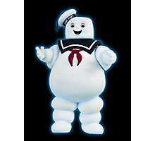 Stay Puft Marshmallow Man - Ghostbusters Photographic Print