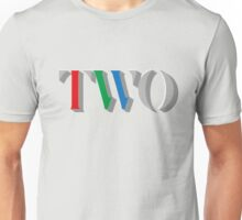 BBC TWO Unisex T-Shirt
