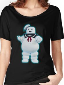Stay Puft Marshmallow Man - Ghostbusters Women's Relaxed Fit T-Shirt