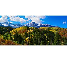 Colorado Autumn Photographic Print