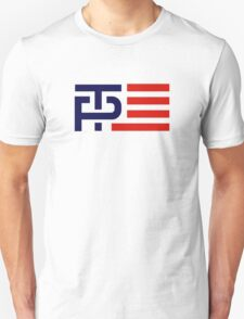 Trump Pence Campaign Logo Unisex T-Shirt