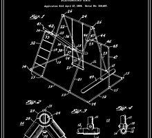 Playground Patent - Black by FinlayMcNevin