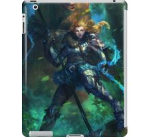 GoldiLox iPad Case/Skin