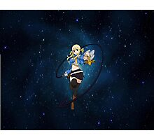 Lucy star Photographic Print