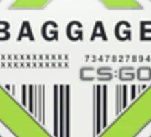 CS:GO Series 2 Pin: Baggage Pin (Cologne 2016 Attendees) Sticker
