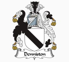 Denniston Coat of Arms / Denniston Family Crest by ScotlandForever