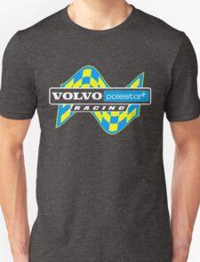 Volvo Polestar Racing Graphic WHT Unisex T-Shirt