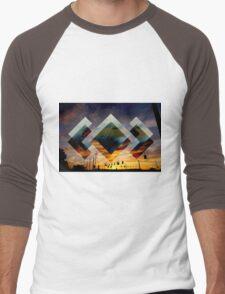 Adventure - Madeon Men's Baseball ¾ T-Shirt